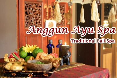 Anggun Ayu Spa | Bali Spa
