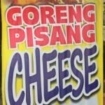 banana cheese melaka