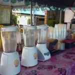 famous coconut shake shop melaka