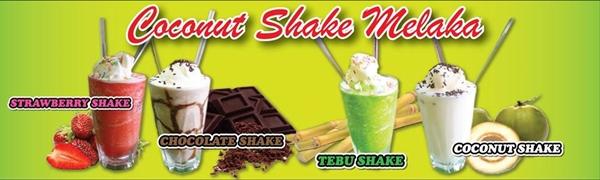 variety shake menu
