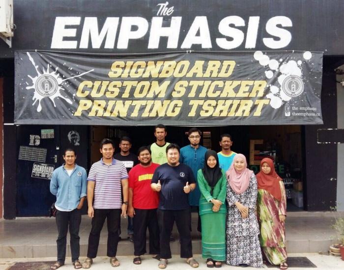 Emphasis printing showroom merlimau printing merlimau melaka emphasis printing melaka