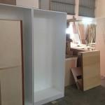 sinar workshop cabinet kayu melaka