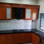 solid wood kitchen cabinetmelaka
