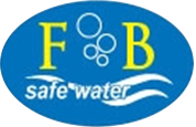 FB water filter logo