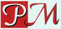PM printing logo