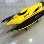 RC car heliRC-speed-boat