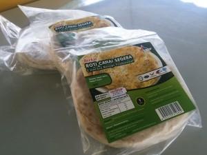 Roti canai sejuk beku melaka