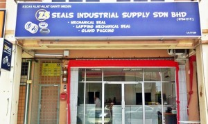 ZS Seals showroom