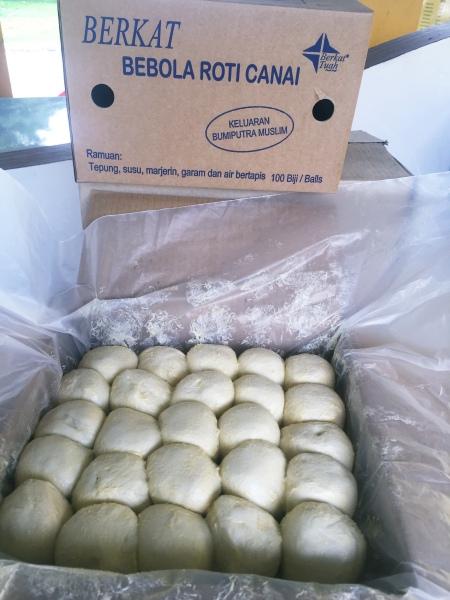 Berkat Tuah Foodstuff   Roti Canai   Keropok Lekor Supplier