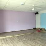 Zumba yoga pilates class