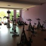 gym cycle melaka