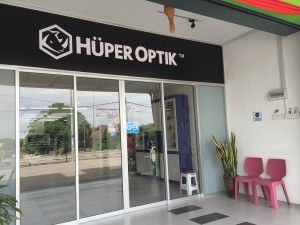 huper optik tinted