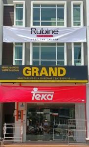 Grand sanitaryware shop melaka