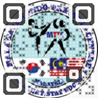 MTTC taekwondo QRcode