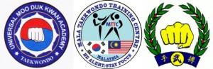 MTTC taekwondo melaka logo-side