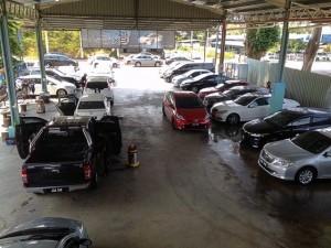 auto wash centre