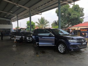 best car washing executive