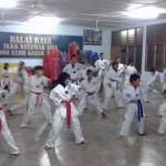 taekwondo alor gajah