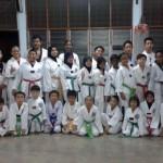 taekwondo training melaka
