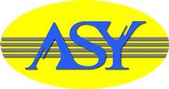 ASY Ent logo