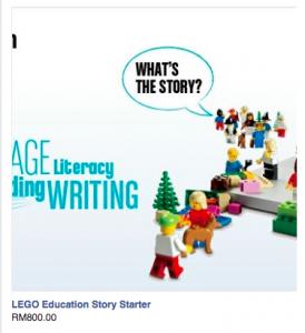 Lego story teller melaka