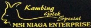 MSI kambing golek logo