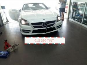 Mercedes Cls Services melaka1