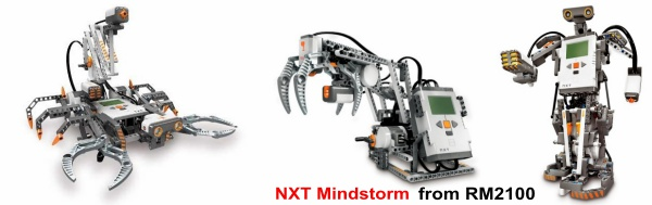 NXT Mindstorm products