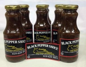 black pepper sauce supply