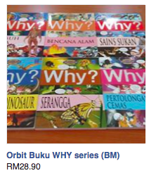 orbit buku Why series