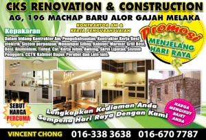 renovation CKS promo