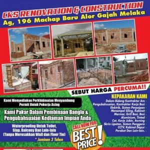 renovation comapny melaka 1stop 2016