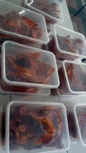 slices lamb chop supply