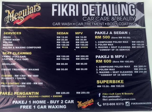 Fikri Detailing Care & Beauty