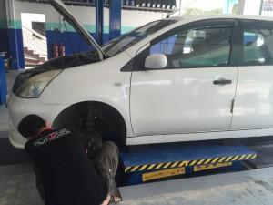 4x4 Car services melaka