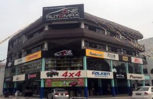 One Automax Melaka car accessory