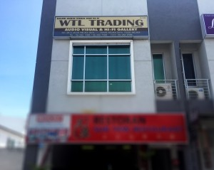 WTL Audio Visual Hifi Melaka Malaysia
