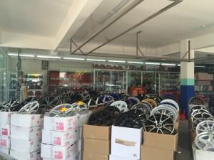 car sport rim supply melaka