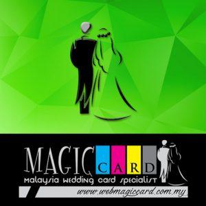 MAGICCARD  | Kad Kahwin Murah Online