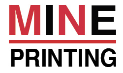MINE Printing | Advertising | Design