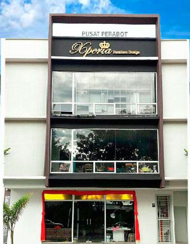 Xperia Furniture Shop Malim Melaka Opening 2016