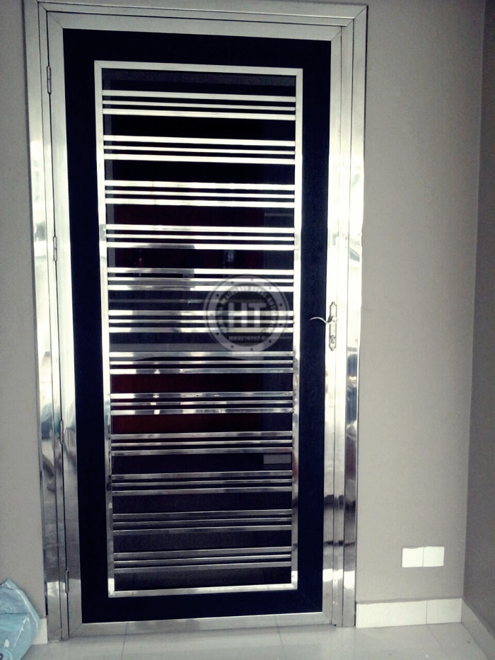 Hong ta stainless steel malaysia local business directory for Door design grill