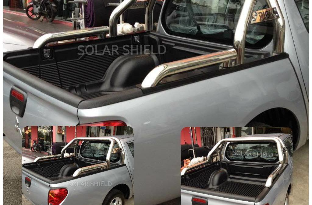 Solar Shield | Auto Accessory Audio | 4×4