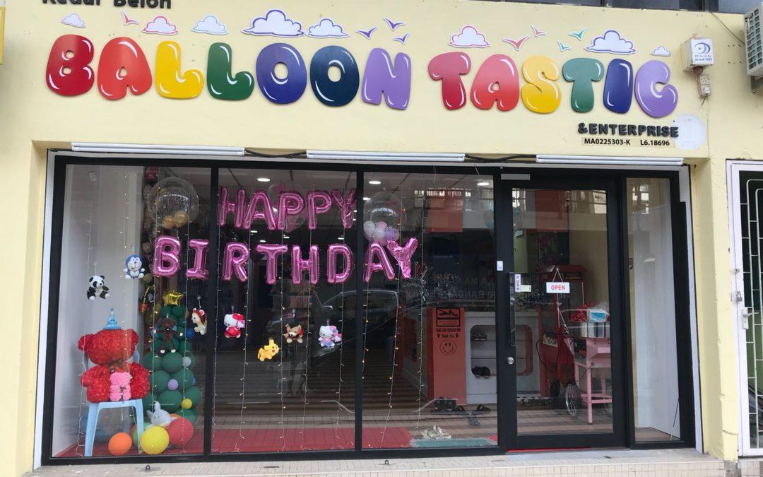 Balloon Tastic & Enterprise